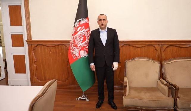 Afghan first Vice President Amrullah Saleh Survives Kabul Blast, at least 10 Killed