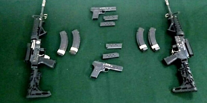 Two pistols, two grenades recovered in Poonch
