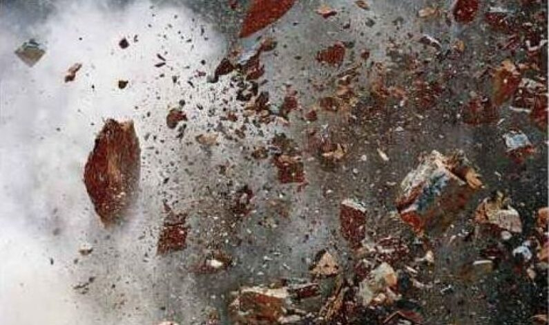 Grenade hurled towards police party in Kishtwar