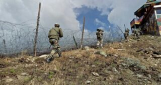 3386 Ceasefire Violations reported on LOC, IB in J&K in first 8 months of 2020