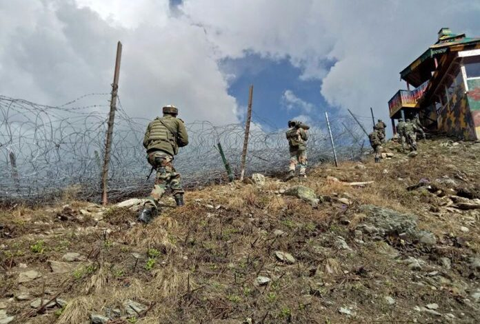 Cordon and Search operation enters into day 4th day in Poonch's Mendhar sector