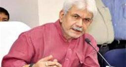 LG condemns killing of BDC Chairman  Budgam