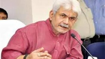 Don't touch innocents, don't leave culprits: LG Manoj Sinha tells police
