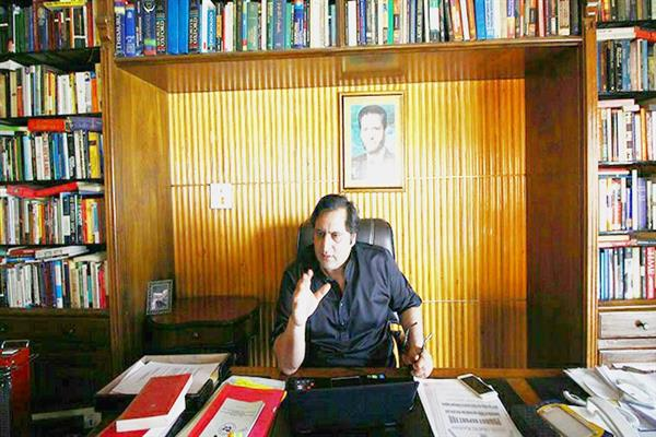 August 5 decisions driven by vengeance and hatred: Sajad Lone