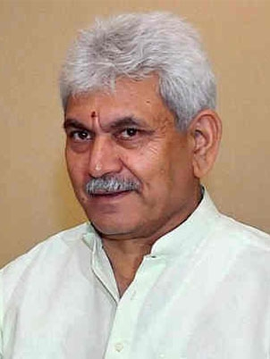 Unemployment will be over in five years, policy in offing: J&K LG Manoj Sinha
