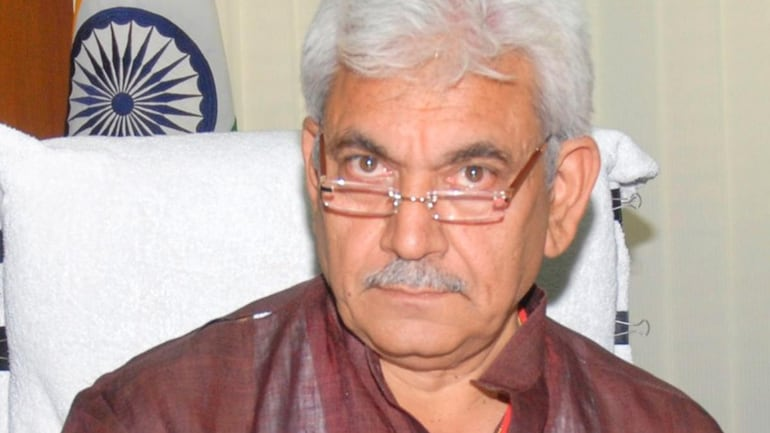 J&K LG Manoj Sinha calls for round the clock monitoring of social media content to prevent provocation, misuse