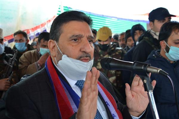 Time to fulfill your promise of restoring statehood to erstwhile J&K State: Altaf Bukhari to PM Modi, HM Amit Shah