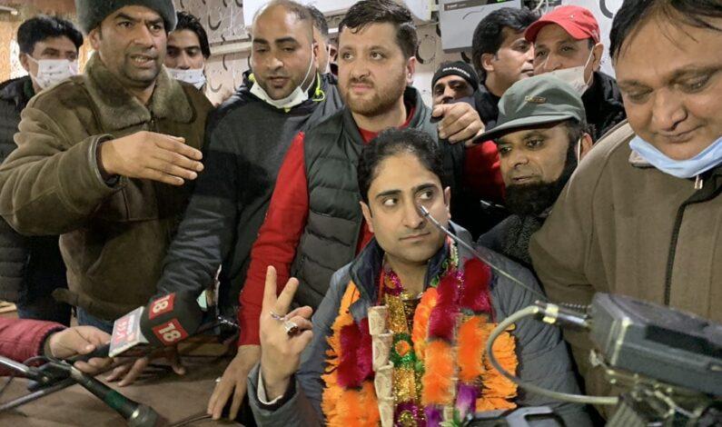 Junaid Matoo elected as Mayor again