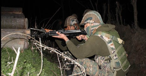 Two porters injured as Pak army targets army post along LoC in Poonch