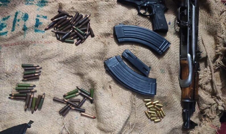 Two persons held with arms and ammunition in Jammu, says police