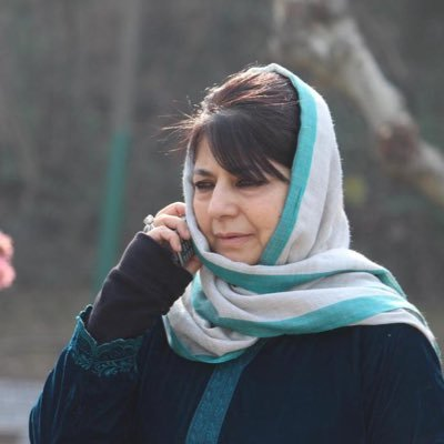 Mehbooba Mufti convenes party's meeting at her residence