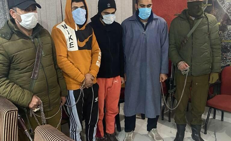 Three persons involved in Khanyar murder case arrested: Police