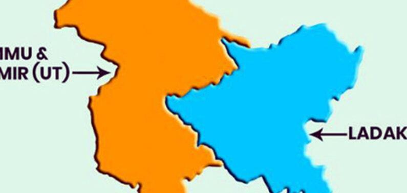 J&K delimitation based on 2011 census: Law Ministry