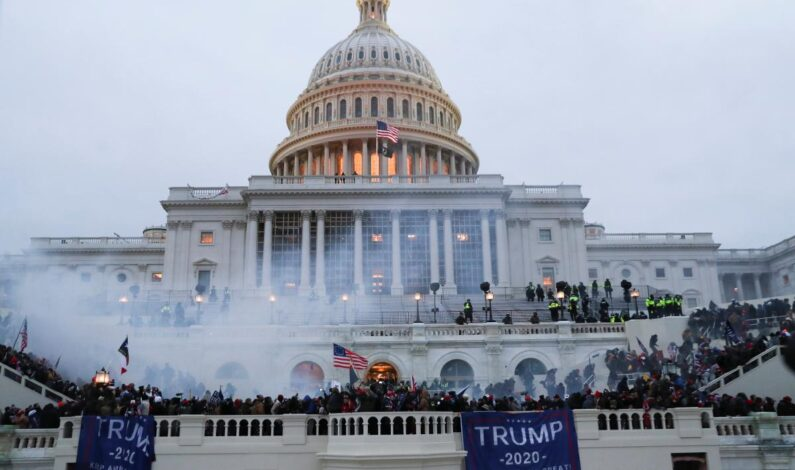Four deaths, 52 arrests made after Trump supporters storm U.S. Capitol