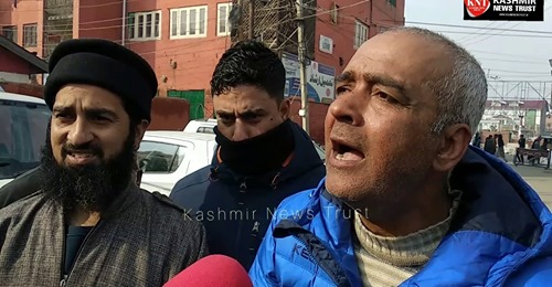 Srinagar locals protest against 'forcible' occupation of playing ground by Army