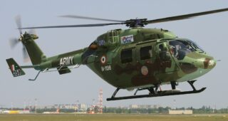 Lieutenant Colonel dies in chopper crash in J&K's Kathua, another injured
