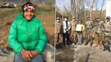 LoC point in Poonch opens for 20 minutes to allow two boys return home