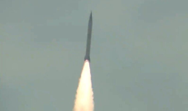 Pakistan successfully test-fires long-range Shaheen-3 missile covering 2,750 Kms