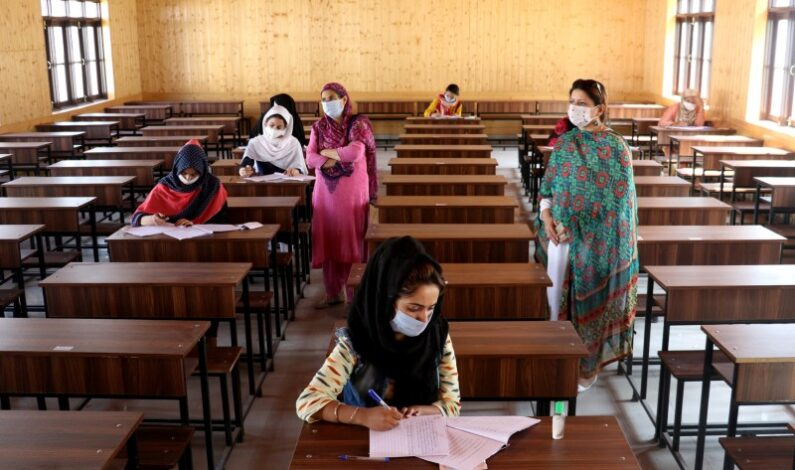 Class 12th exams to begin from Nov 09