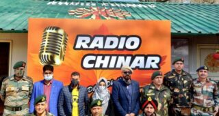 All parameters of 'violence' in Kashmir have come down: Lt Gen BS Raju