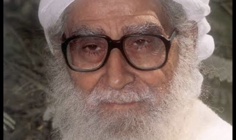 Maulana Wahiduddin Khan, Islamic Scholar, dies of Covid at 97