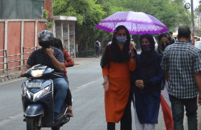 J&K records hottest day of season; heat wave to prevail in J&K till June 11