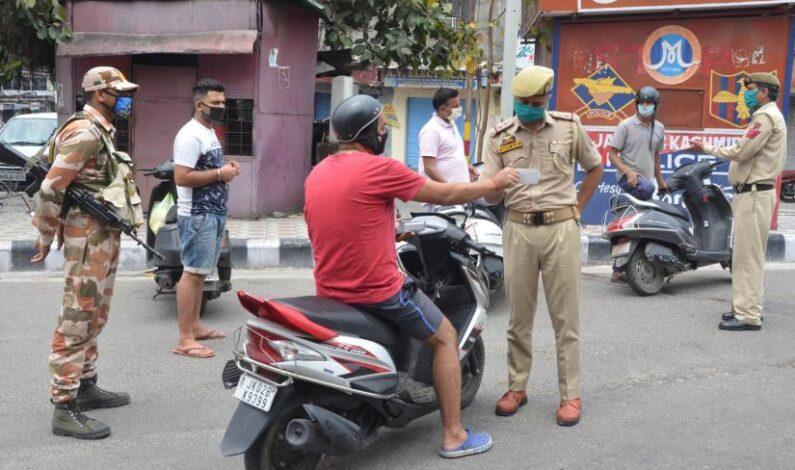 Normal life hit amid 84-hour-long lockdown in Kashmir,