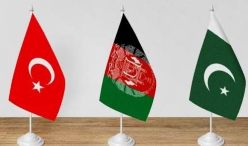 Afghanistan, Pakistan and Turkish ministers to discuss Afghan peace prospects on Friday
