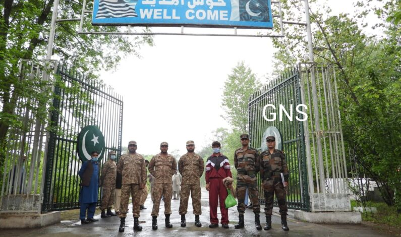 Pak man repatriated, 4 days after arrest along LoC in Poonch