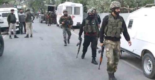 Three militants killed, 2 Army men injured in Kulgam encounter