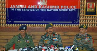 Working on two-pronged strategy in Kashmir: To prevent local militant recruitment, to curb OGW, Social media network used for radicalization, says GoC 15 Corps
