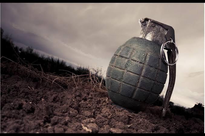 Rusted Grenade, 191 Bullets Recovered In Samba
