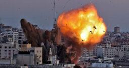 Gaza death toll nears 200 amid surge of Israeli raids