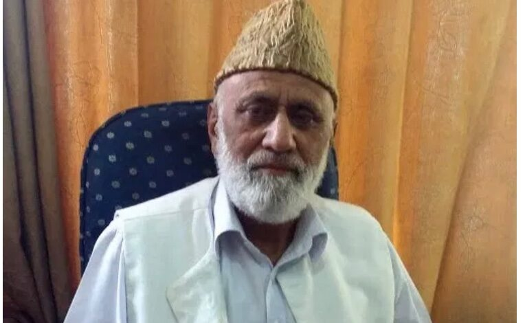 Sehrai's sons arrested for raising pro-freedom slogans during funeral of their father