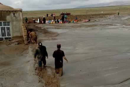 22 People Killed in Flash Floods in Afghanistan: Official