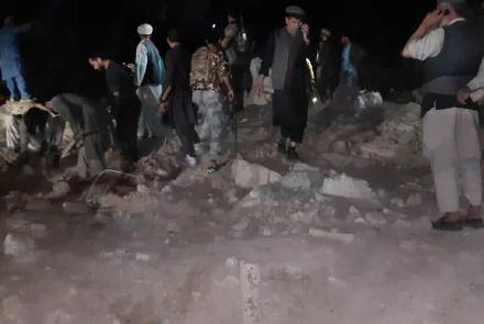 30 people killed, 60 wounded as car bomb blast rock eastern Afghanistan