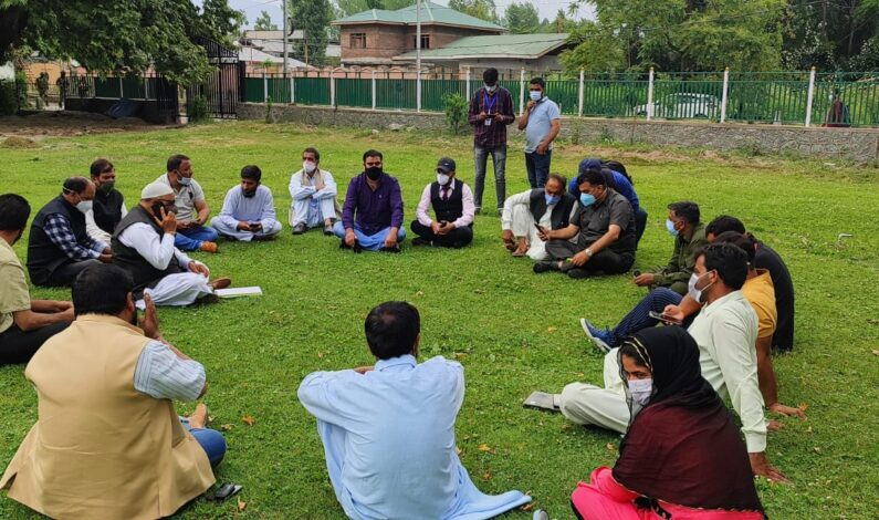 For Not Being Respected In Govt Offices, PRIs Boycott Covid-Review Meet In Bandipora