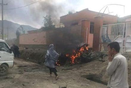 Afghanistan blast near Girls' School in Kabul kills 25 People