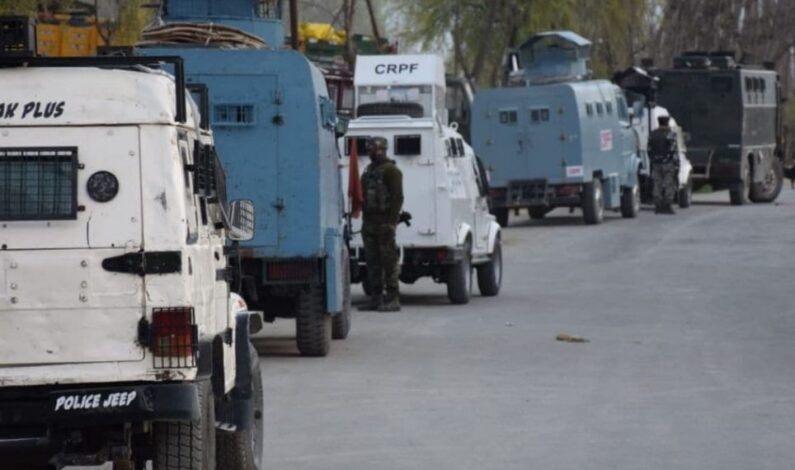 Top LeT Commander among two militants killed in Pampore Gunfight: Police