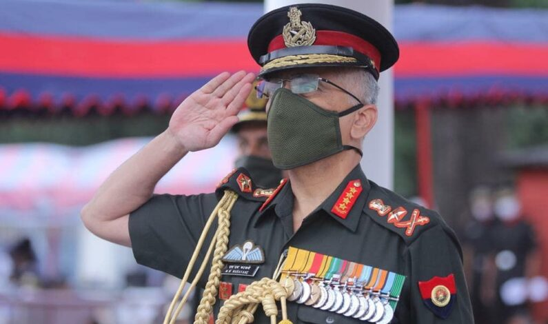 Day 6: Army chief visits Poonch encounter site, other forward posts; reviews operational preparedness