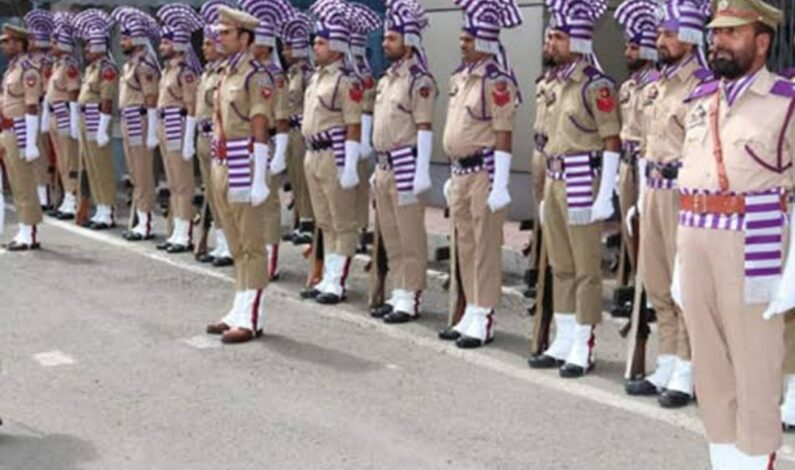 LG approves recruitment of 800 Sub Inspectors in J&K Police