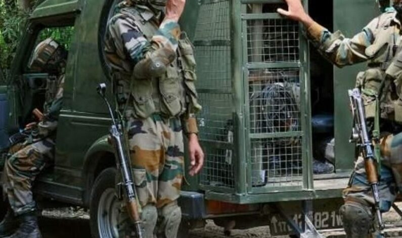 Three militants killed in gunfight with forces in south Kashmir's Kulgam