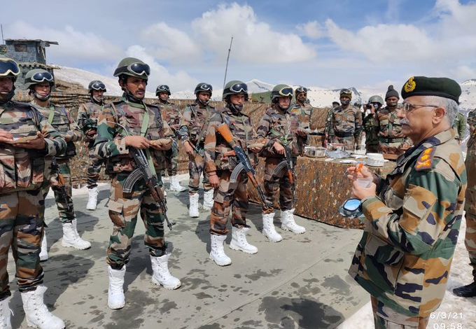 Army Commander's Conference to begin in Delhi, situation at LoC, LAC & Kashmir likely to dominate session