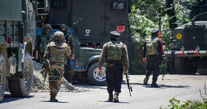LeT commander killing aftermath: Police register case against unknown 'stone-pelters' in Narbal