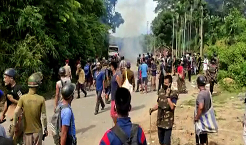 6 Assam Cops Killed, Over 50 Injured In Firing Along Border With Mizoram: Report