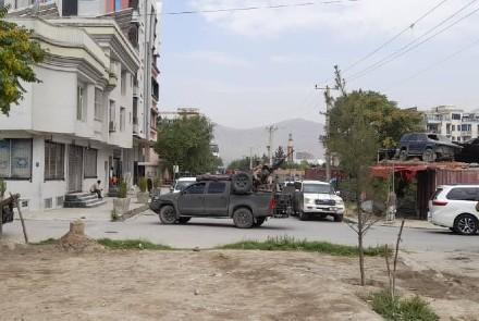 Rockets Land Near Presidential Palace as Ghani, other officials were having Eid Prayers