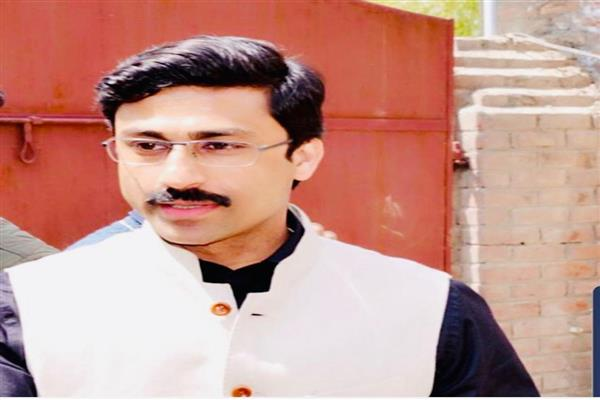 Ahsan Pardesi appointed as NC's Vice President for Kashmir province