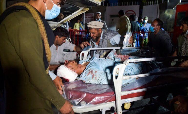 13 people killed, 60 injured in massive blast near Kabul airport: Report