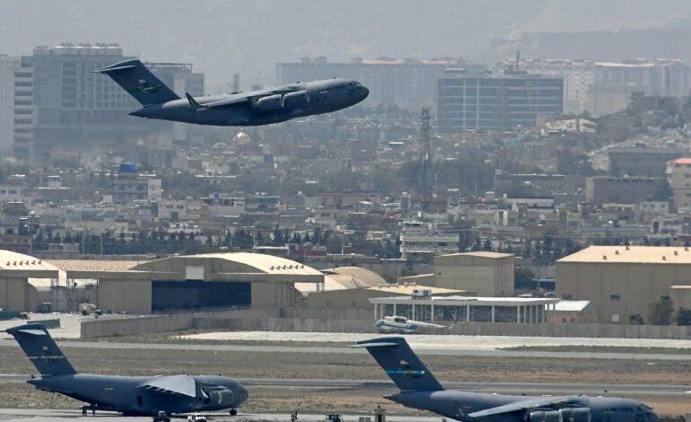 """Full independence"": Taliban celebrates victory as last US troops leave Afghanistan"