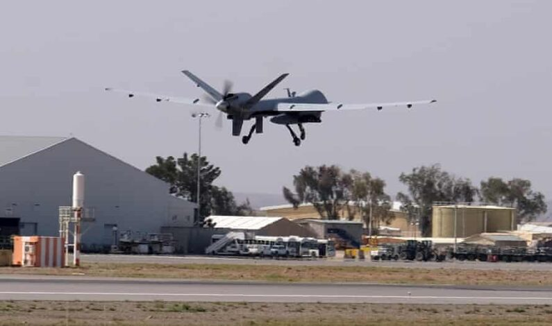 US drone attack 'kills' ISIS-K planner in Afghanistan: Report